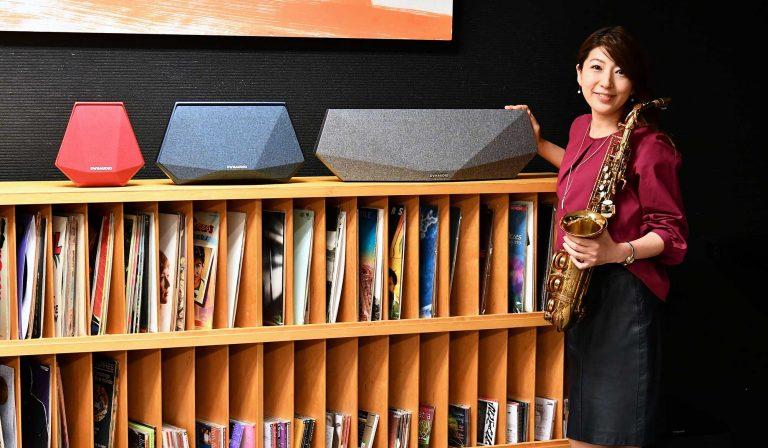 レコーディングスタジオの記憶が蘇りました 〜Music × Arts Vol.2 サックスプレーヤー 小林香織さん〜