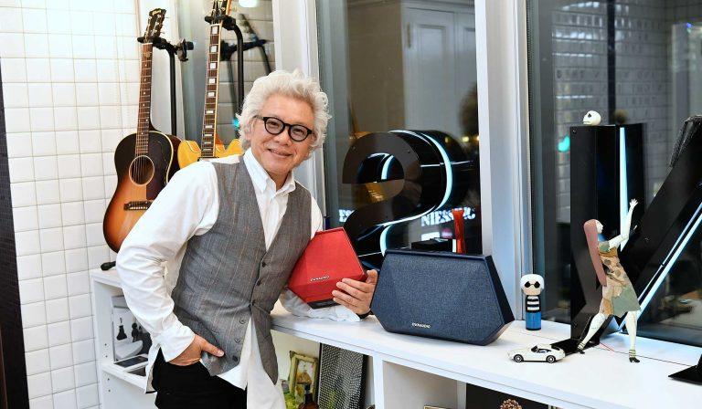 美容室でMusicシリーズを導入 〜Music × Arts Vol.3 美容師 山下浩二さん〜